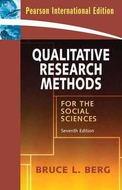 Qualitative Research Methods for the Social Sciences: International Edition