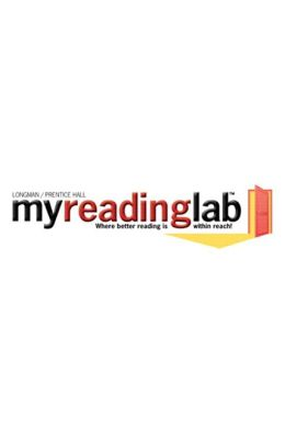 MyReadingLab Student Access Code Card (Standalone) for College Reading and Study Skills