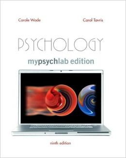 Psychology, MyLab Edition (with MyPsychLab Pegasus with E-Book Student Access Code Card)