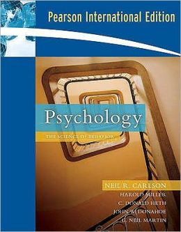 Psychology: The Science of Behavior