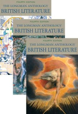 The Longman Anthology of British Literature, Volumes 2A, 2B, and 2C (3 Volume Set)