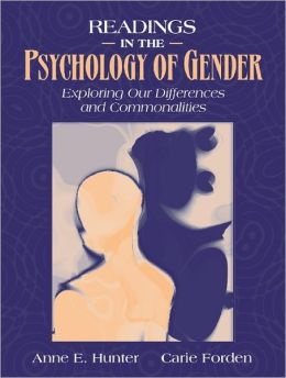 Readings In The Psychology Of Gender: Exploring Our Differences And Commonalities- (Value Pack w/MySearchLab)