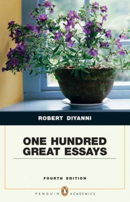 One Hundred Great Essays (Penguin Academics Series)