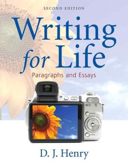 Writing for Life: Paragraphs and Essays (with MyWritingLab Student Access Code Card)