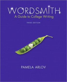 Wordsmith: Guide to College Writing (with MyWritingLab Student Access Code Card)