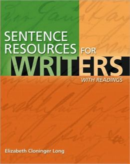 Sentence Resources for Writers, with Readings (with MyWritingLab Student Access Code Card)