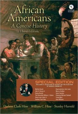 African Americans: A Concise History, Special Edition