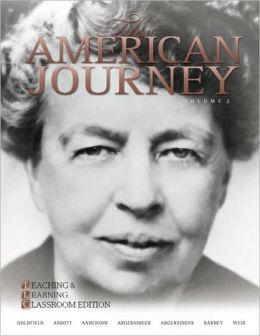 The American Journey: Teaching and Learning Classroom Update Edition, Volume 2