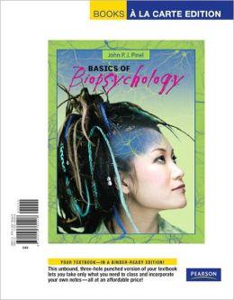 Basics of Biopsychology, Books a la Carte Edition