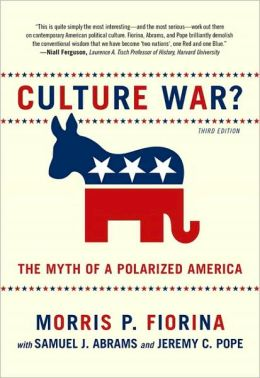 Culture War? The Myth of a Polarized America