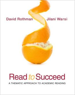 Read to Succeed: A Thematic Approach to Academic Reading (with MyReadingLab Student Access Code Card)