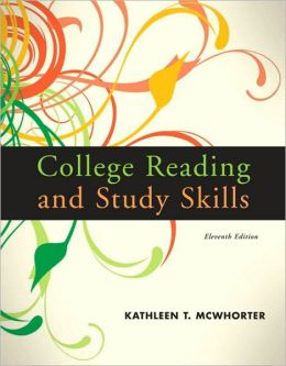 College Reading and Study Skills (with MyReadingLab Student Access Code Card)