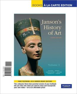 Janson's History of Art, Volume 1