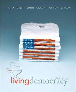 Living Democracy, Texas Edition