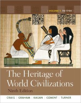 The Heritage of World Civilizations: Volume 1, Books a la Carte Edition