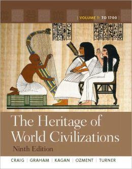 The Heritage of World Civilizations: Volume 1, Books a la Carte Edition