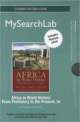 MySearchLab with Pearson eText -- Standalone Access Card -- for Africa in World History