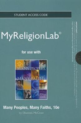 NEW MyReligionLab -- Standalone Access Card -- for Many Peoples, Many Faiths