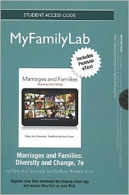 NEW MyFamilyLab with Pearson eText -- Standalone Access Card -- for Marriages and Families