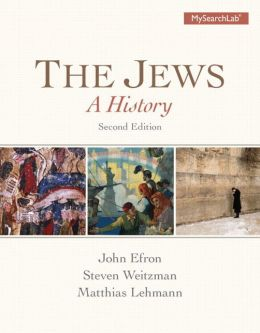 MySearchLab with Pearson eText -- Standalone Access Card -- for The Jews: A History
