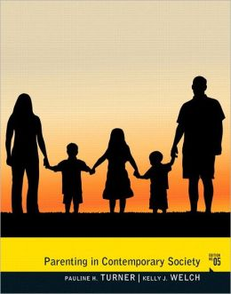 Parenting in Contemporary Society Plus MySearchLab with eText