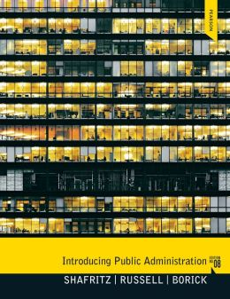 Introducing Public Administration,