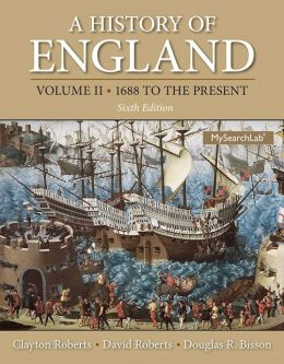History of England, Volume 2, A (1688 to the present)