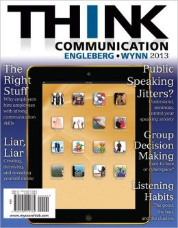 THINK Communication Plus MySearchLab with eText