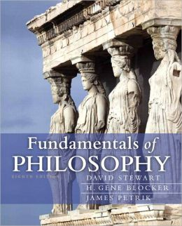 Fundamentals of Philosophy Plus MySearchLab with eText