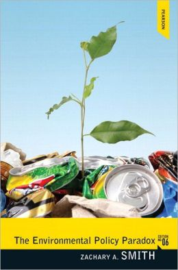Environmental Policy Paradox, The Plus MySearchLab with eText