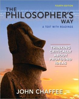 The Philosopher's Way: Thinking Critically About Profound Ideas Plus MySearchLab with eText