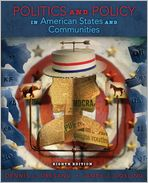 Politics and Policy in American States & Communities Plus MySearchLab with eText