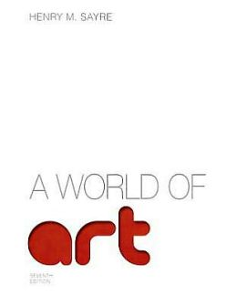 World of Art, A Plus NEW MyArtsLab with eText