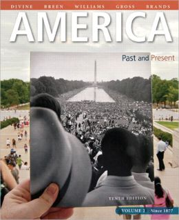 America: Past and Present, Volume 2