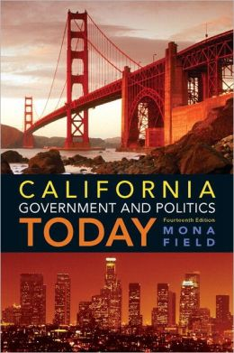 California Government and Politics Today Plus MysearchLab with eText