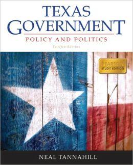 Texas Government, 12/e