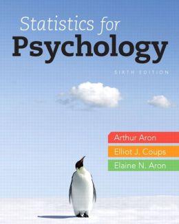 Statistics for Psychology Plus NEW MyStatLab with eText