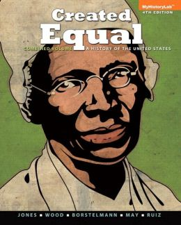 Created Equal: A History of the United States, Combined Volume, Black & White