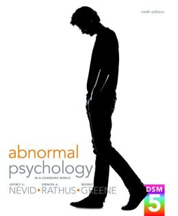 Abnormal Psychology in a Changing World Plus NEW MyPsychLab with eText -- Access Card Package