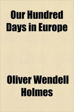 Our Hundred Days In Europe (1892)