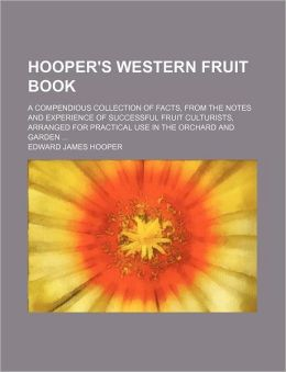 Hooper's Western Fruit Book