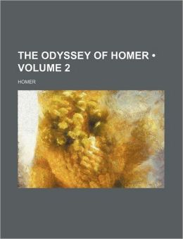 The Odyssey of Homer (Volume 2)