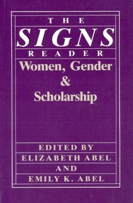Signs Reader: Women, Gender, and Scholarship