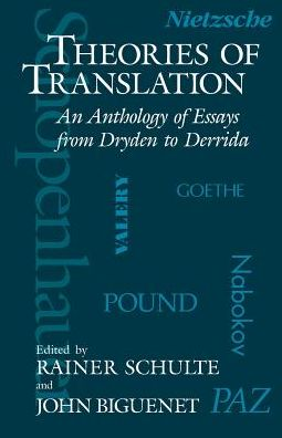 Theories of Translation;