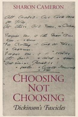 Choosing Not Choosing