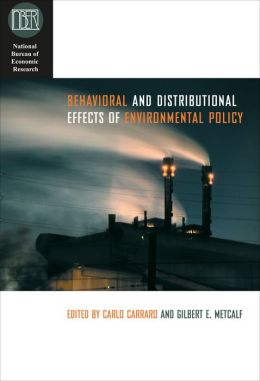 Behavioral and Distributional Effects of Environmental Policy