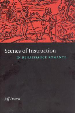 Scenes of Instruction in Renaissance Romance