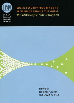 Social Security Programs and Retirement around the World: The Relationship to Youth Employment