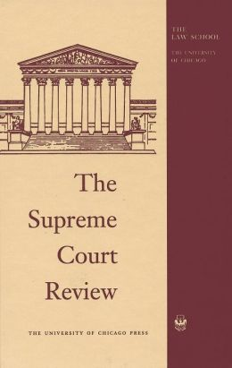 Supreme Court Review, 1992
