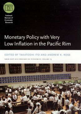 Monetary Policy with Very Low Inflation in the Pacific Rim